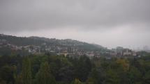 V Bratislave opäť prší