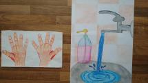 Umývanie rúk - bacily