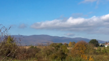 Slnečný jesenný deň v Plechoticiach