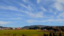 pohľad na Hôrku a Vysoké Tatry, 10.11.2020