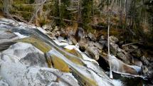 vodopád Studeného potoka - Hrebienok
