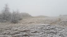 Zima na horách - Veľká Fatra