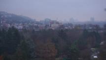 Sneh v Bratislave sa roztopil
