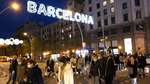 ADVENT V BARCELONE: Pozrite si zábery od Daniela Imrišku